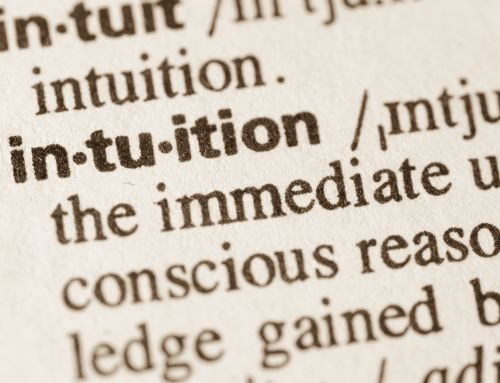 Podcast 2 – The Definition of Intuition