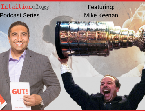 Episode 7 – Intuition Led Him to Incredible Success as a Hockey Coach